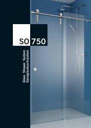 System SO 750 - GLASMA SERVICE
