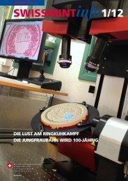 2012/1 Die Lust am Ringkuhkampf (PDF, 763Kb) - Swissmint