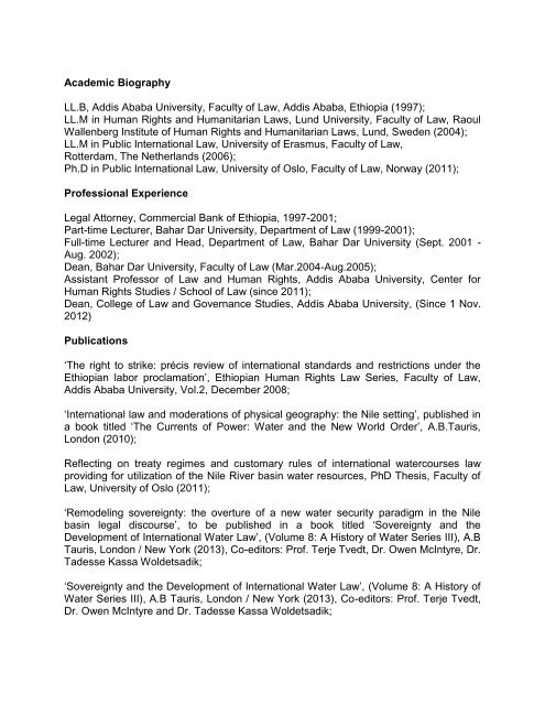 llm thesis addis ababa university