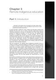 Remote Indigenous Education PDF - Australian Human Rights ...