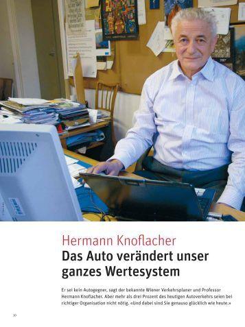 Hermann Knoflacher