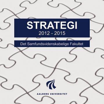 strategi - Det Samfundsvidenskabelige Fakultet - Aalborg Universitet
