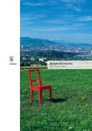 Gestalte die Zukunft. Beim Kanton Bern. - Stellenmarkt - Kanton Bern