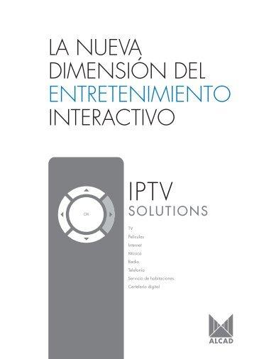 la nueva dimensión del entretenimiento interactivo - Alcad