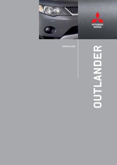 OUTLANDER - Mitsubishi