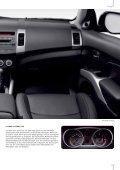 OUTLANDER - Mitsubishi - Page 7