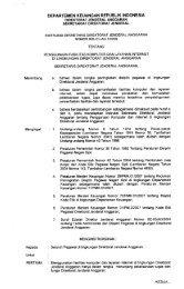 pertama - Direktorat Jenderal Anggaran Kementerian Keuangan RI ...