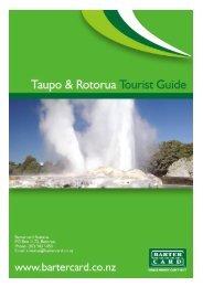 Printed: May 2013 - Bartercard Travel