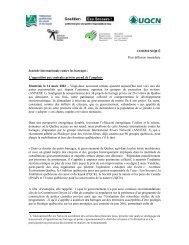 Journée internationale contre les barrages - Coalition Eau Secours
