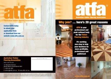 Download PDF - The Australian Timber Flooring Association