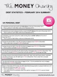 Debt-Stats-Summary-February-2014