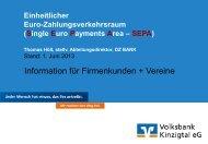 Präsentation der SEPA-Informationsveranstaltung (PDF)
