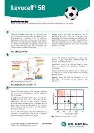 Levucell® SB Usage Flyer - Dr. Eckel