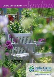 Jardins sans Limites - Conseil général