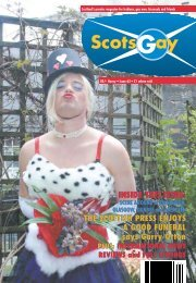 Heavy Issue 63 - ScotsGay Magazine