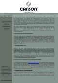 Pressemitteilung - Canson Infinity - Seite 5