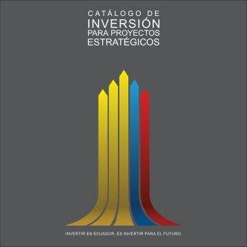 Catalogo-de-Inversió-para-Proyectos-Estratégicos-2013-Español