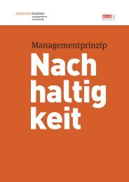 Programm downloaden - Hernstein Institut für Management und ...