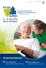 Kongressprogramm - Messe Stuttgart