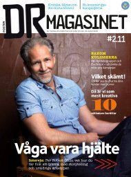 DR-magasinet 2 2011 (pdf) - Posten