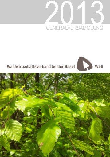 GV Informationsheft 2013 webversion - Partner im Wald
