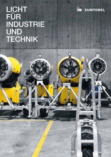 LICHT FÜR Industrie und Technik