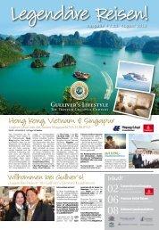 Hong Kong, Vietnam & Singapur - Willkommen auf der LIFESTYLE ...