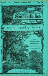 ÅUMARSKI LIST 11-12/1916