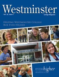 download pdf - Westminster College