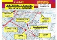 Kirchenbus - 22., Pfarre Stadlau