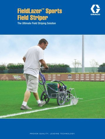 FieldLazer Brochure - Spray Tech Systems Inc.