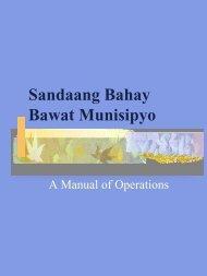 Sandaang Bahay.pdf - LGRC DILG 10
