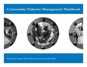Community Fisheries Management Handbook - Saint Mary's University