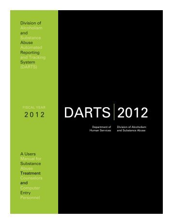 DARTS Manual - Illinois Department of Human Services