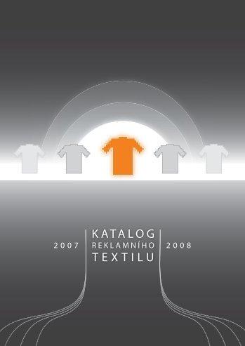 KATALOG TEXTILU - VOCHOC