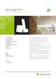 Produktinformation Aura Lunaria Pro - Aura Light – Germany
