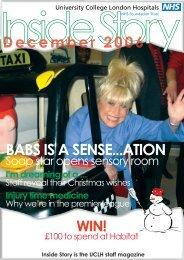 InsideStory_December_2006:Layout 1.qxd