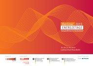 Berliner Energietage 2013 - Programm - der NBB