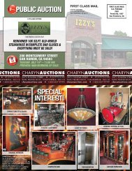 RENOWNED 10K SQ.FT. OLD-WORLD ...  - Charyn Auctions