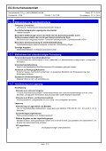 EG-Sicherheitsdatenblatt FÜLL- UND DÄMMSCHAUM - Lugato - Page 3