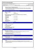 EG-Sicherheitsdatenblatt FÜLL- UND DÄMMSCHAUM - Lugato - Page 5