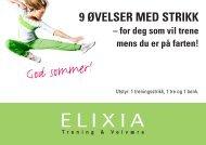 9 øvelser med strikk – for deg som vil trene mens du er på ... - Elixia