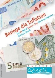 Besiege die Inflation - quell-online.de