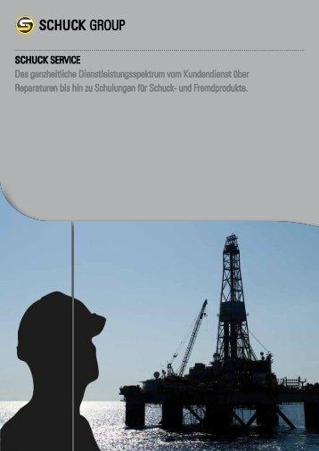 Produktspektrum Service PDF - Franz Schuck GmbH