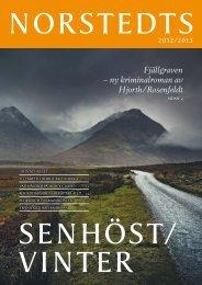 Fjällgraven – ny kriminalroman av Hjorth/Rosenfeldt - Norstedts