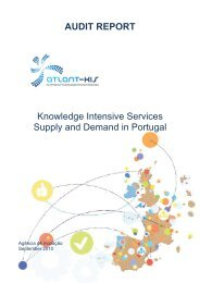 AUDIT REPORT Knowledge Intensive Services Supply and ... - Adi
