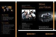 Move your future - Universum Talent Networks