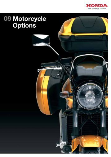 Generic Accessories - Doble Motorcycles