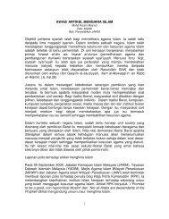 AWAS! - Jabatan Kemajuan Islam Malaysia