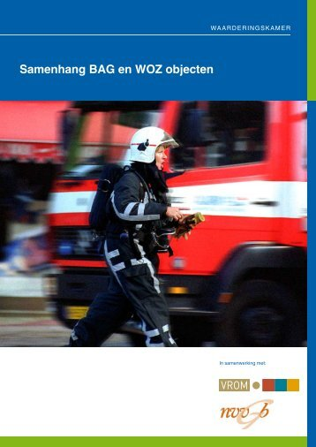 Samenhang BAG en WOZ objecten - Waarderingskamer